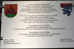 Gevelsberg-2008-Partnerschaft