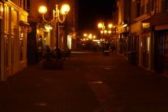 1 Vendôme Fußgängerzone bei Nacht