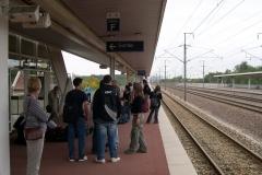1 Vendôme Haltepunkt TGV