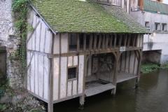 1 Vendôme historische Fischerhütte